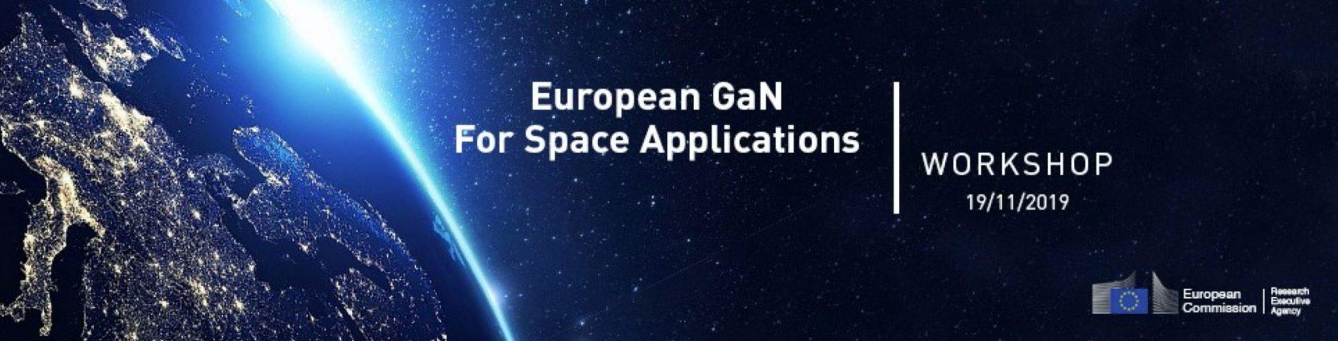 Heatpack at European GaN for Space Applications Workshop