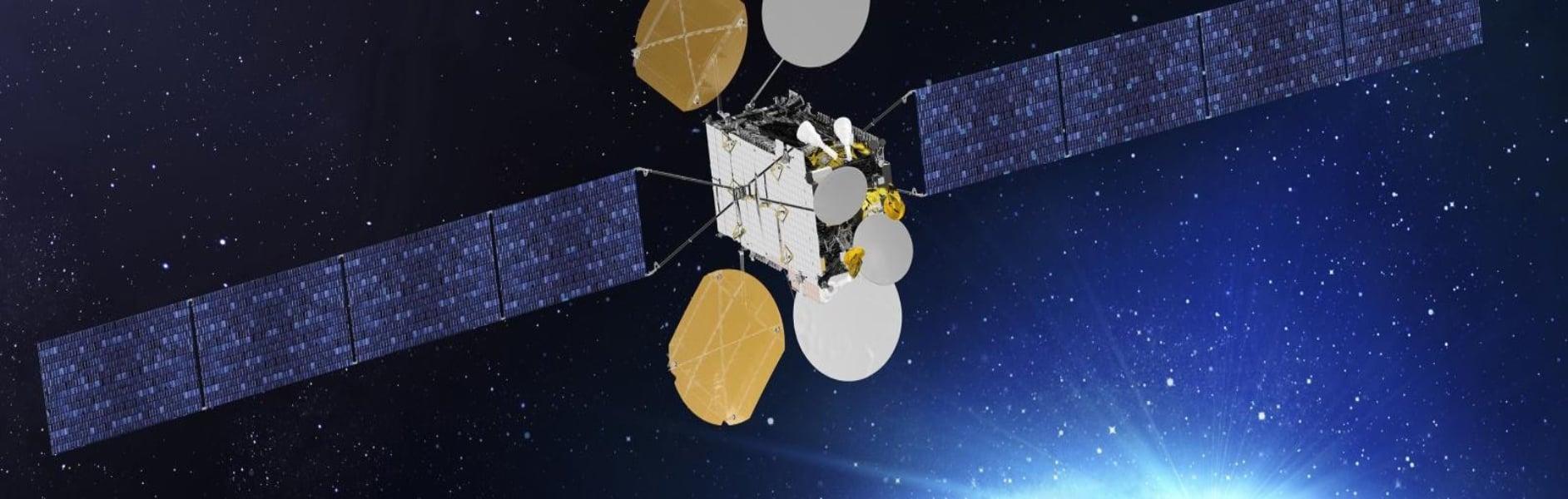 HELLAS-3 SAT 5G Satellite Backhauling